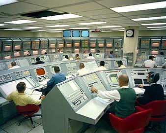 Kennedy space center - Mission viel bureau de controle ...