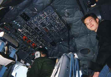 Aventures a rospatiales for Interieur mirage 2000